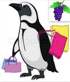 penguin grapes
