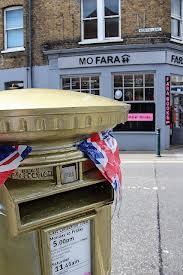 Mo Farah postbox