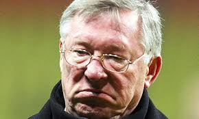 Ferguson crying